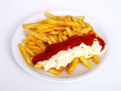 Ketchup und Majo