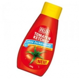 Felix - Ketchup ohne Zuckerzusatz - 435 g - 1