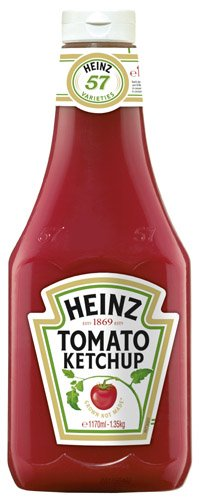 Heinz Tomaten Ketchup Squeeze, 3er Pack (3 x 1.17 l) - 1