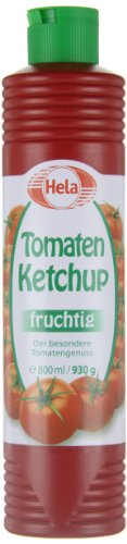 Hela Tomaten Ketchup, 6er Pack (6 x 800 ml Tube) - 2