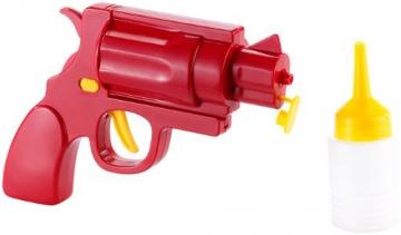 infactory Ketchup- und Senf-Pistole 2in1 - 1