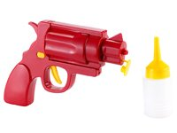 infactory Ketchup- und Senf-Pistole 2in1 - 4
