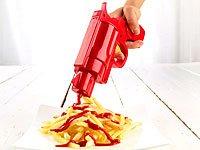 infactory Ketchup- und Senf-Pistole 2in1 - 5