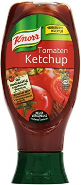 Knorr Ketchup Tomate, 8er Pack (8 x 430 ml) - 1