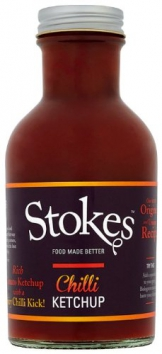 Stokes Chili Tomato Ketchup, 240ml - 1