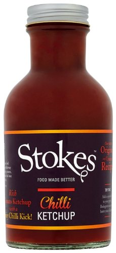 Stokes Chili Tomato Ketchup, 240ml - 1