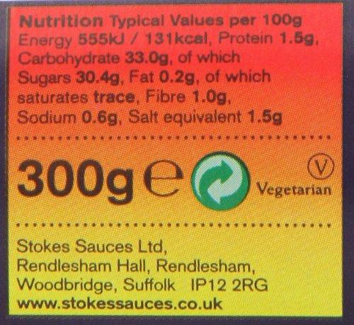 Stokes Chili Tomato Ketchup, 240ml - 2