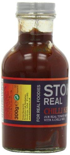 Stokes Chili Tomato Ketchup, 240ml - 7