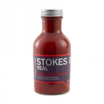 Stokes Real Tomato Ketchup, glutenfrei, 257 ml - 1