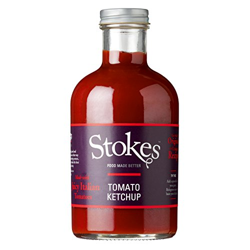 Stokes Real Tomato Ketchup, glutenfrei, 490 ml - 1