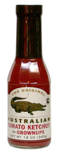 The Original Australian - Tomato Ketchup for Grownups - 355 ml - 1